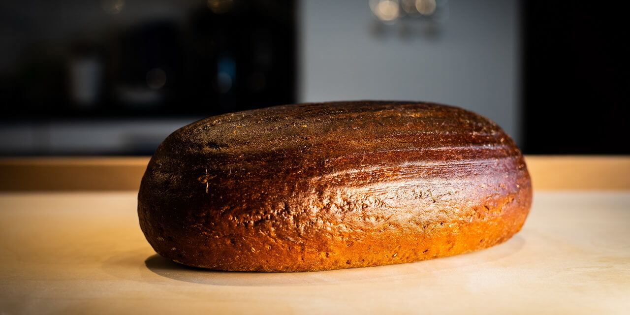 Rye-wheat Bread 65/35