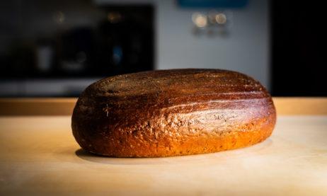 Rye wheat Bread 65 35