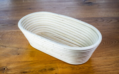 Big Oval Banneton Proofing Basket