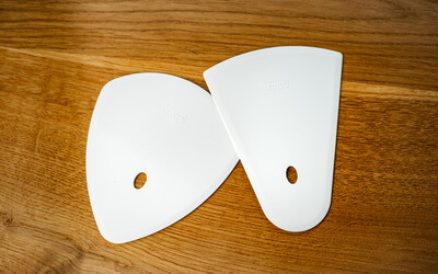 Silicone Dough Scraper