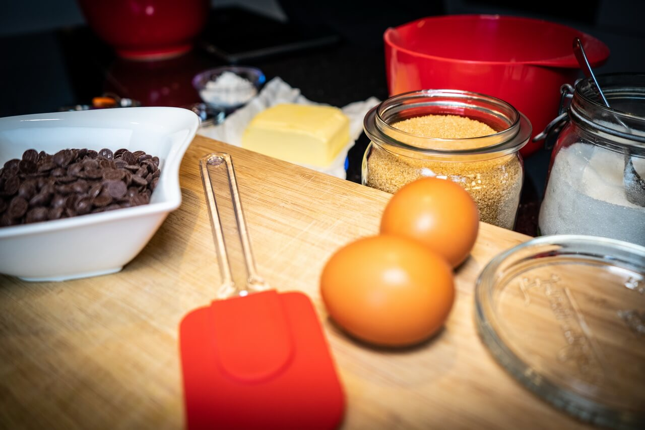 Soft Baked Chocolate Chip Cookies Ingredients