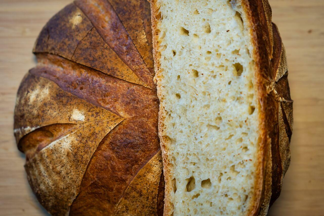 Sourdough Bread For Beginners Crumb