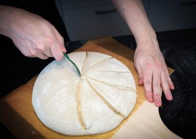 Sourdough Bread For Beginners Score 2