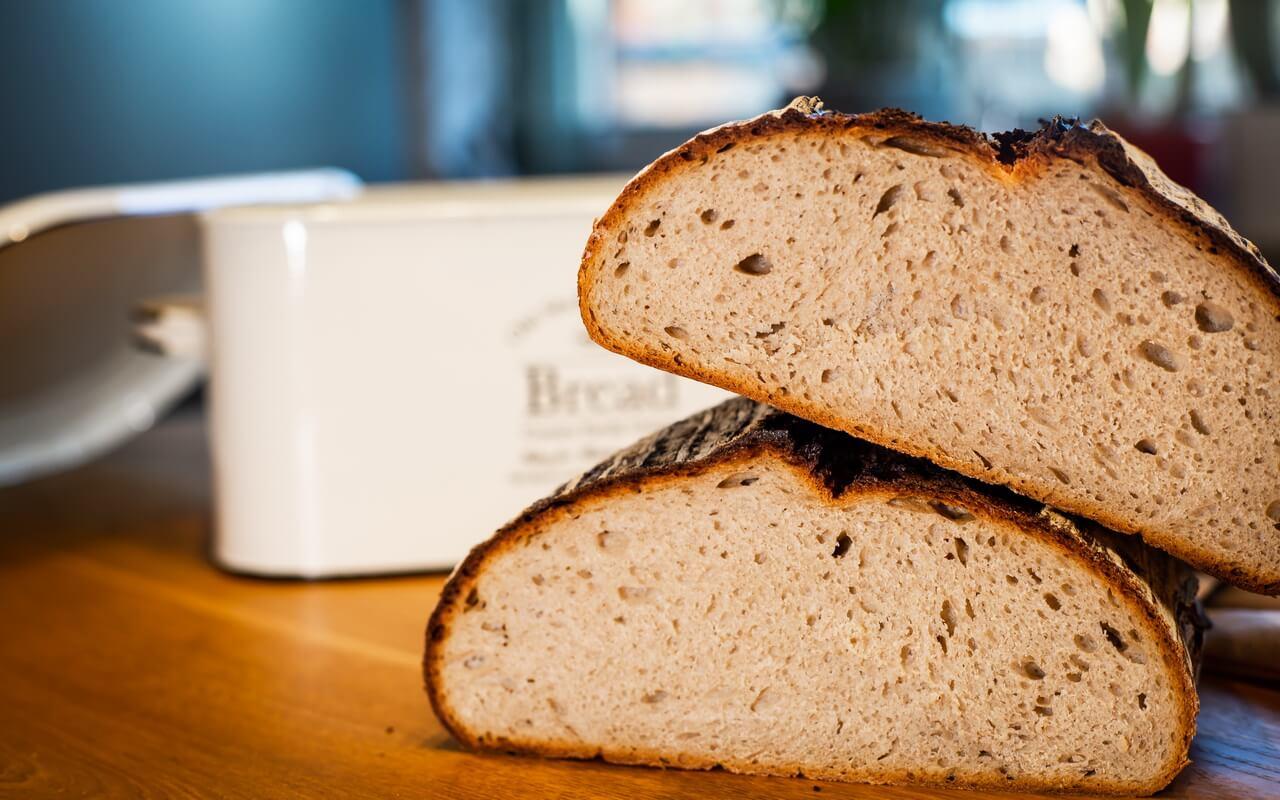 No Knead Dark Farmhouse Bread aka The Mountain Crumb 1