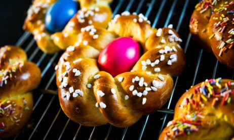 Pane Di Pasqua Italian Easter Bread