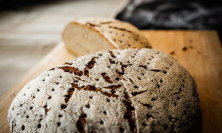 Mild Brown Bread – Nußdorfer Landbrot After Lutz Geißler