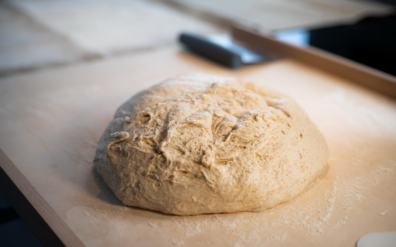 French Country Bread Dough