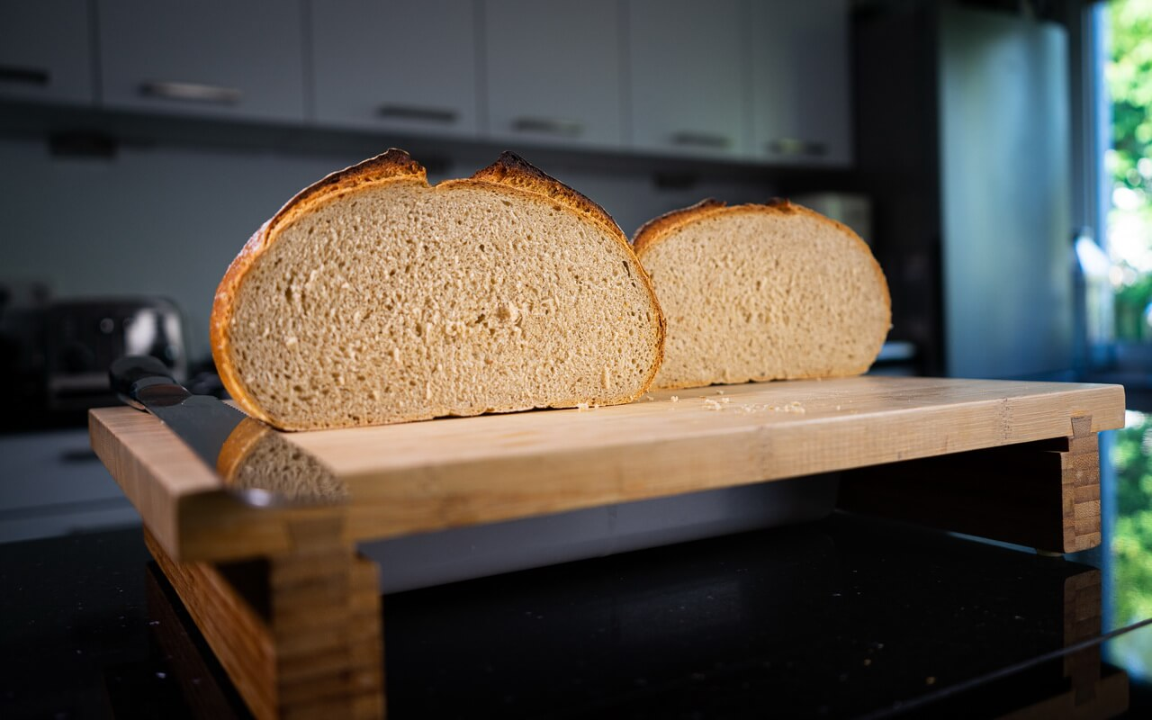 Little Effort Farmhouse Bread Crumb
