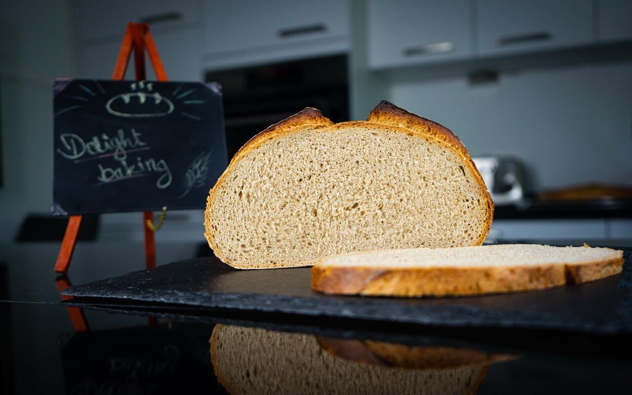 Little Effort Farmhouse Bread