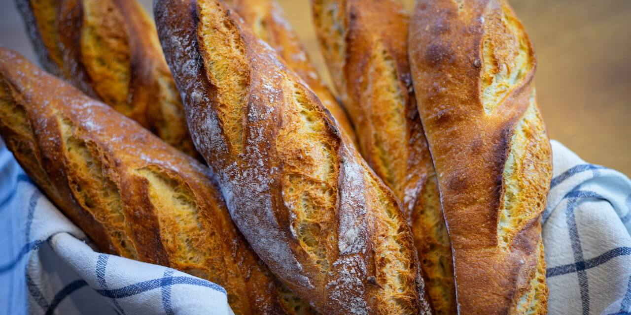 One Of The Best Baguettes From France