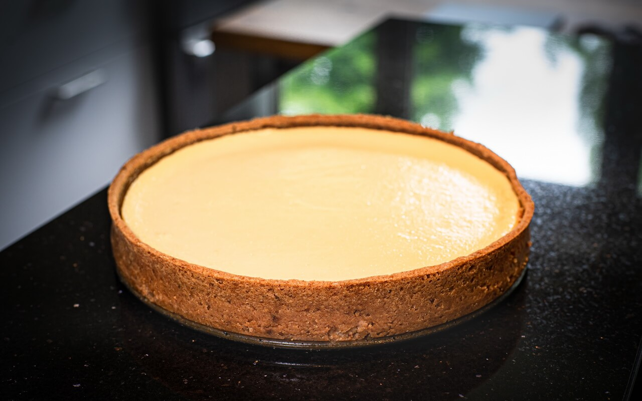 The Perfect New York Cheesecake Whole Cake