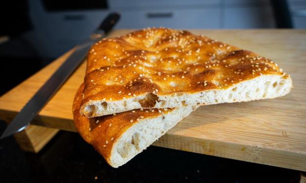 Traditional Turkish Flatbreads