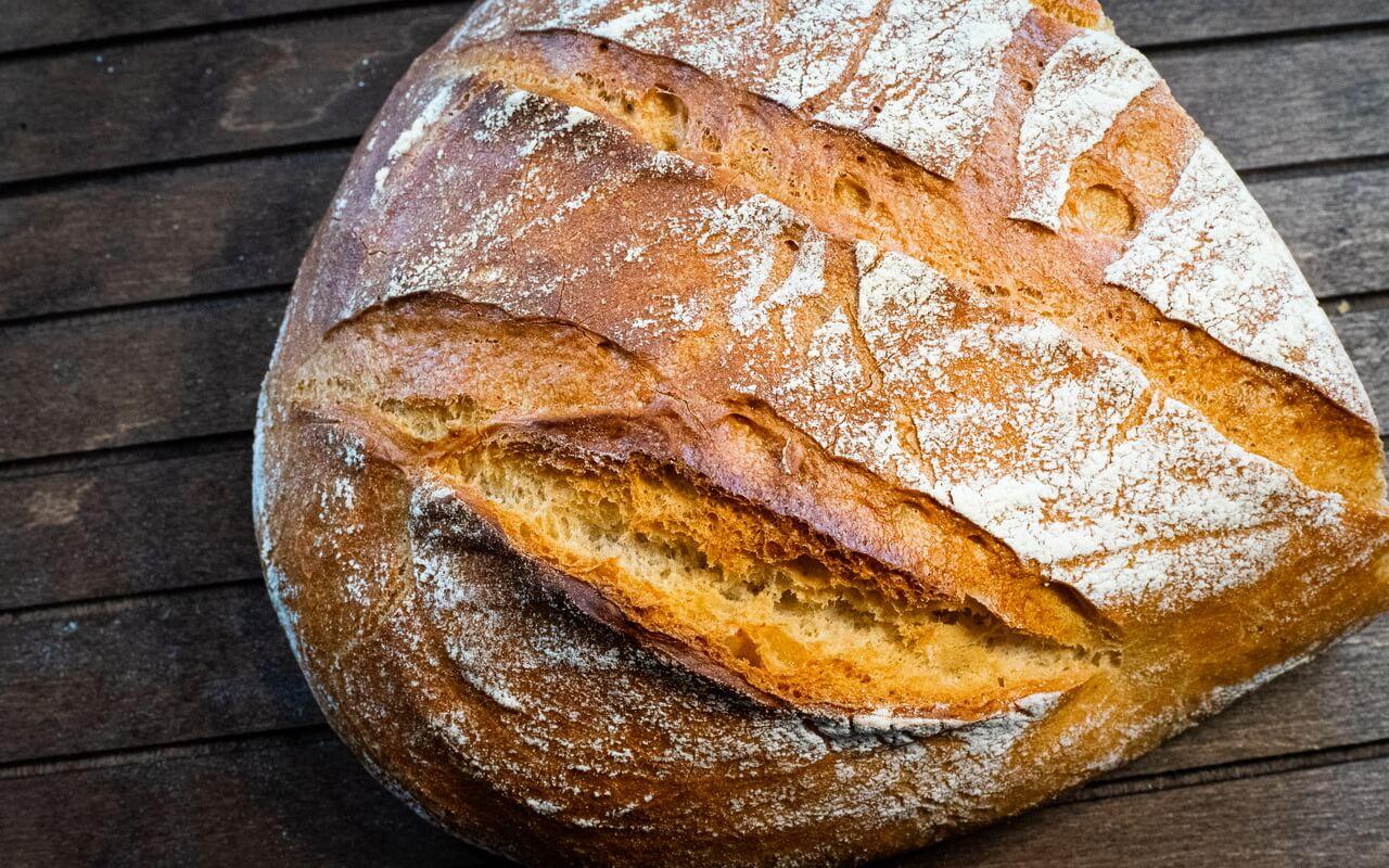 Sourdough Bread From Leftover Sourdough Starter Crust