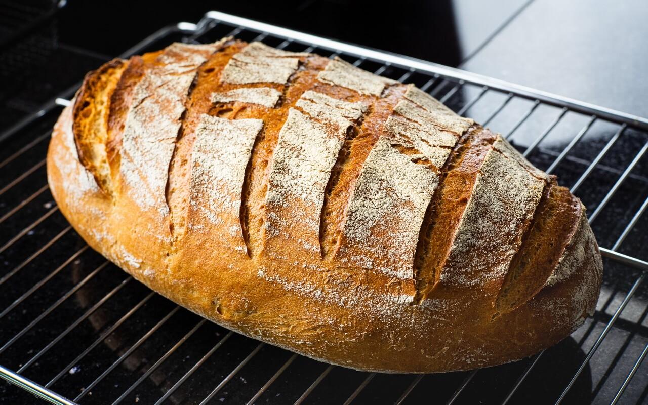 Sourdough Bread From Leftover Sourdough Starter
