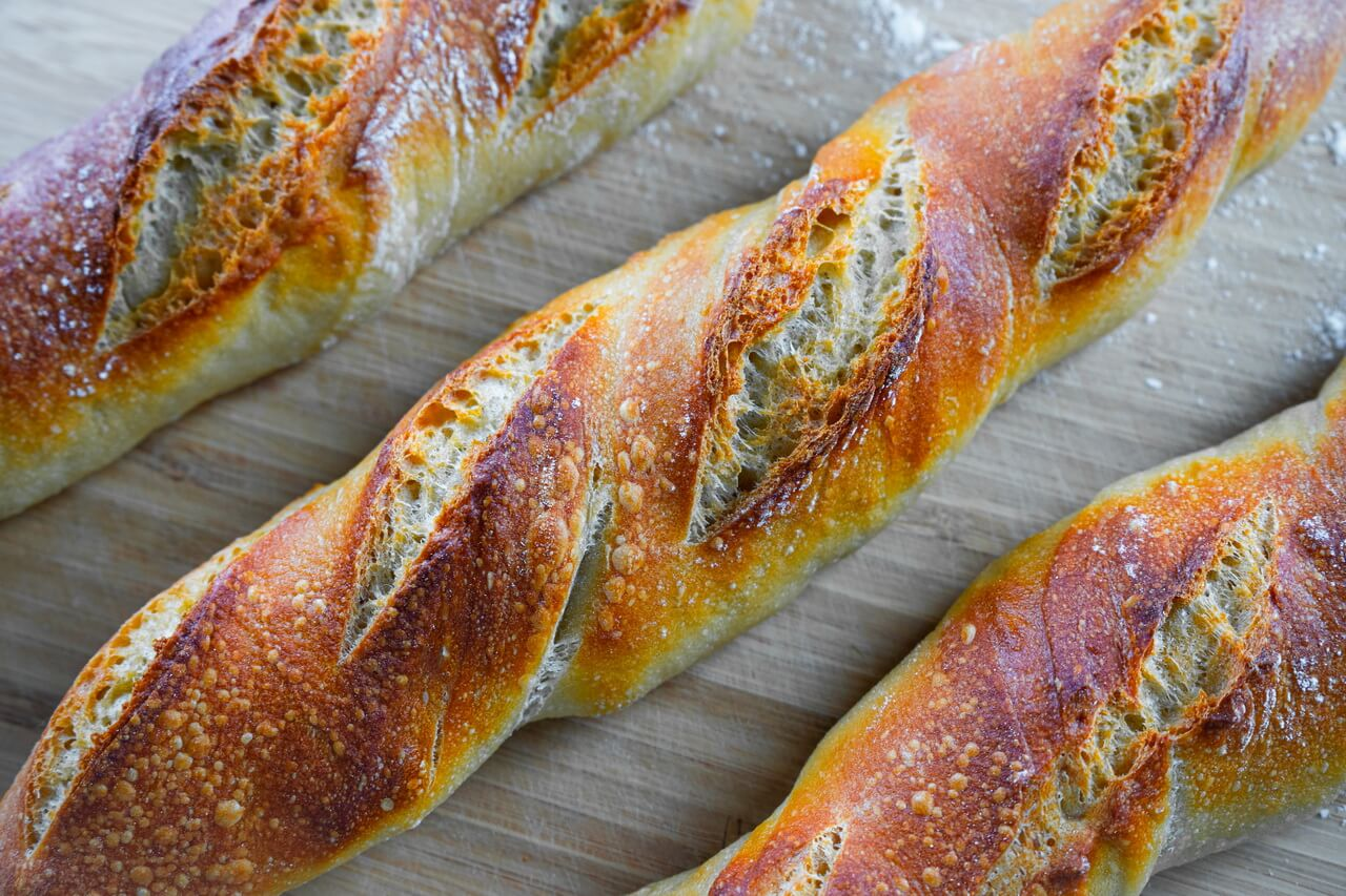 Twisted Baguettes