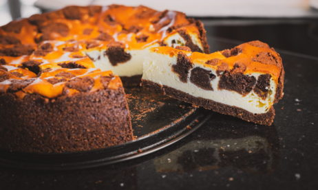 Chocolate Cheesecake aka Russischer Zupfkuchen