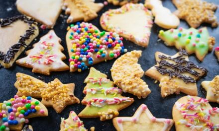 Classic Christmas Cookies