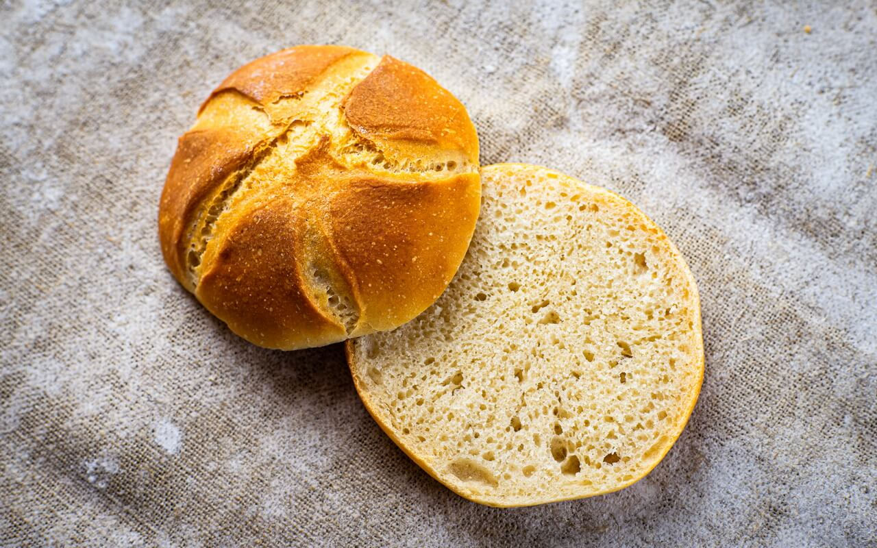 Kaiser Rolls Like In Our Childhood Single Roll