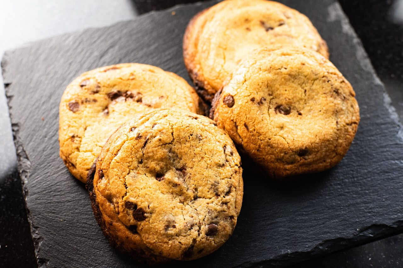 Chocolate Chip Crush Cookies From Levain Bakery Big Cookies
