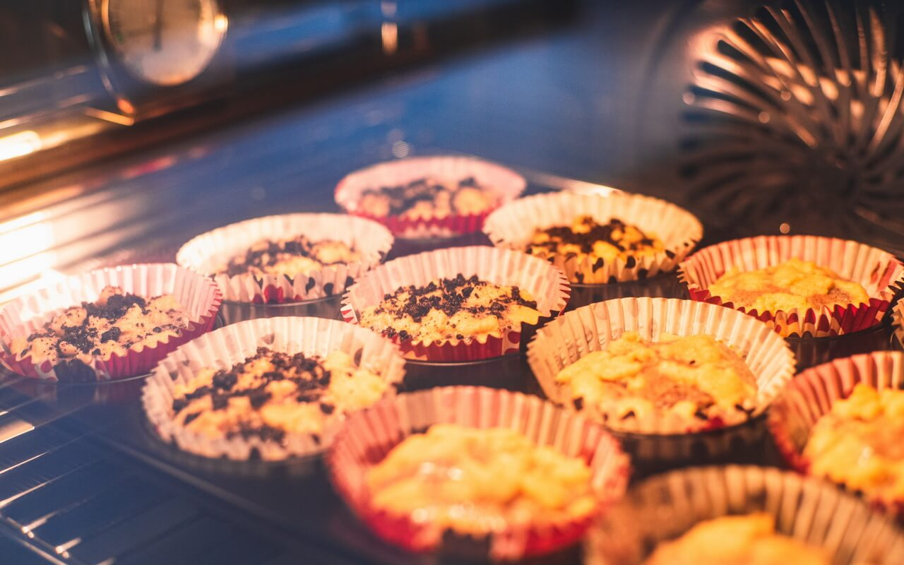 Oreo Cheesecake Cupcakes Baking