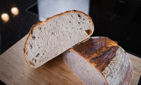 Rustic Mixed Wheat Loaf