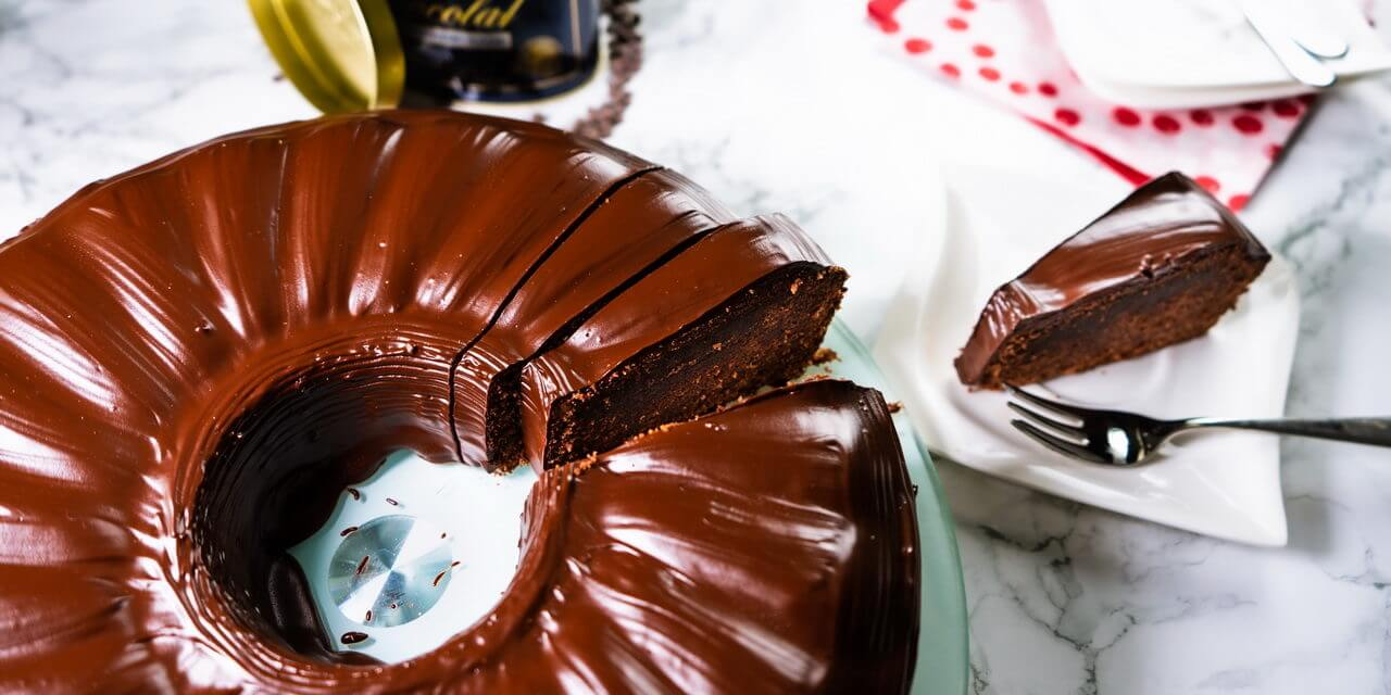 Fudgy Chocolate Bundt Cake