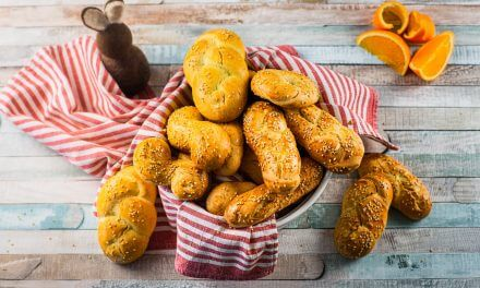 Koulourakia – Traditional Greek Easter Cookies