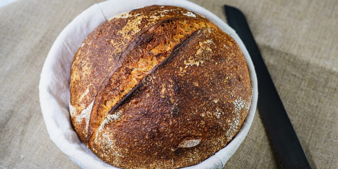 Sourdough Bread With 80% Hydration