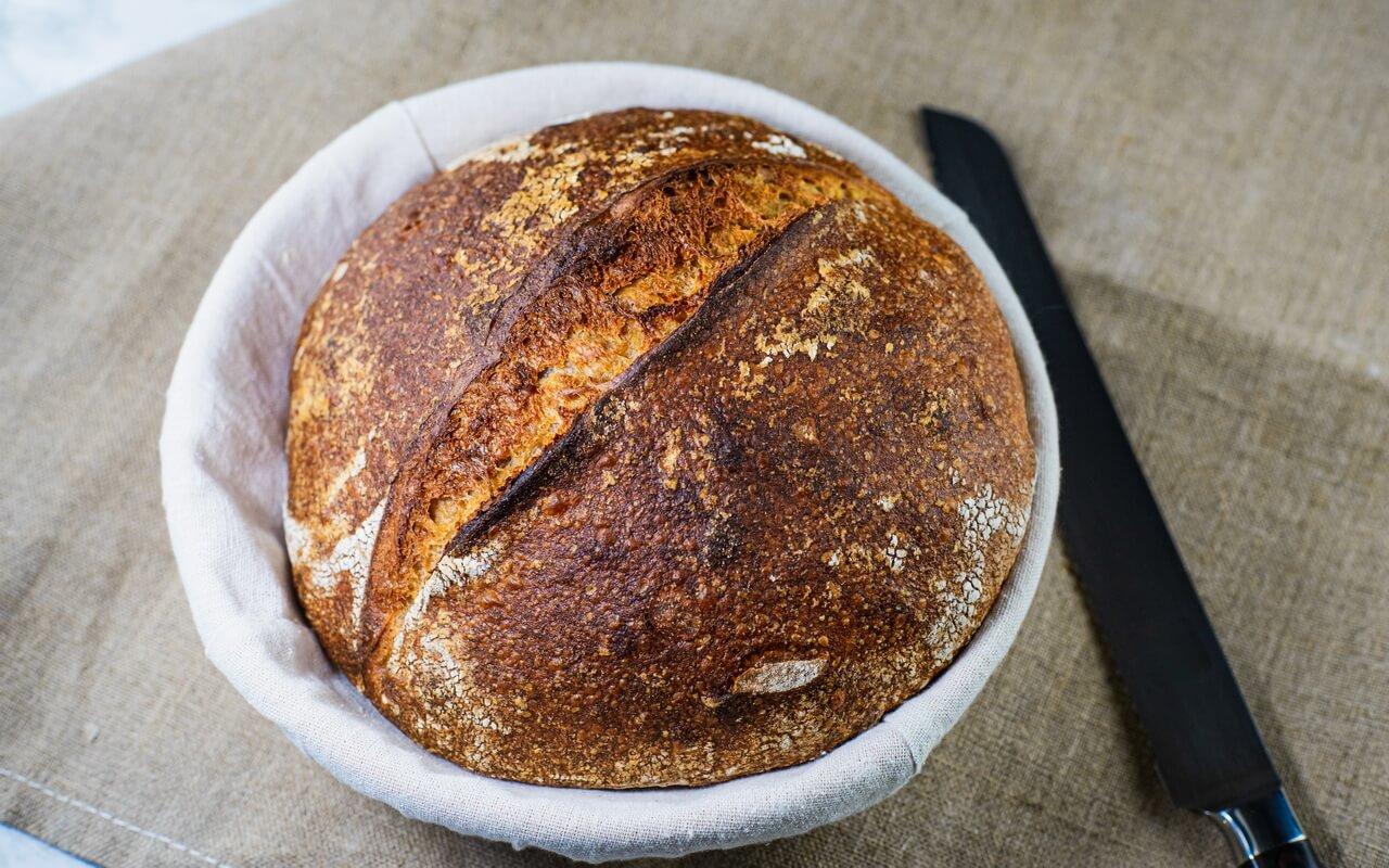 Sourdough Bread With 80 Hydration