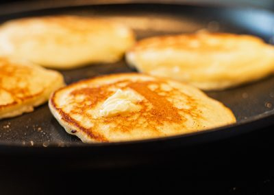 Light And Fluffy Buttermilk Pancakes Nearly Baked