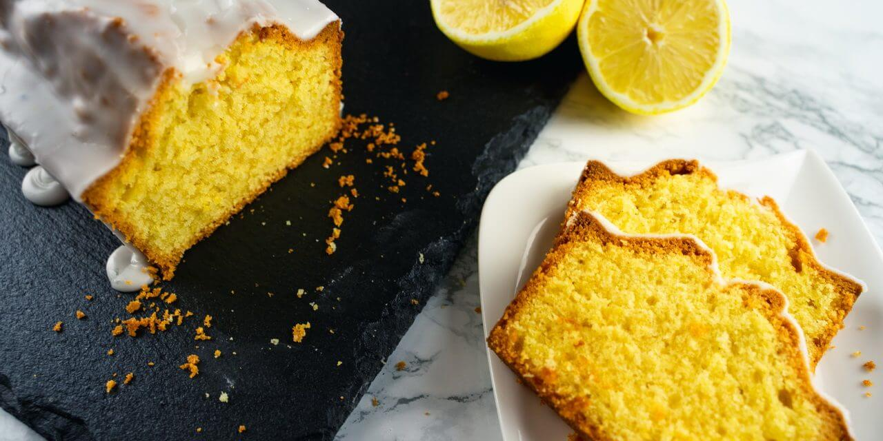 Simple Lemon Cake