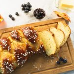 Challah – Braided Sweet Yeast Bread