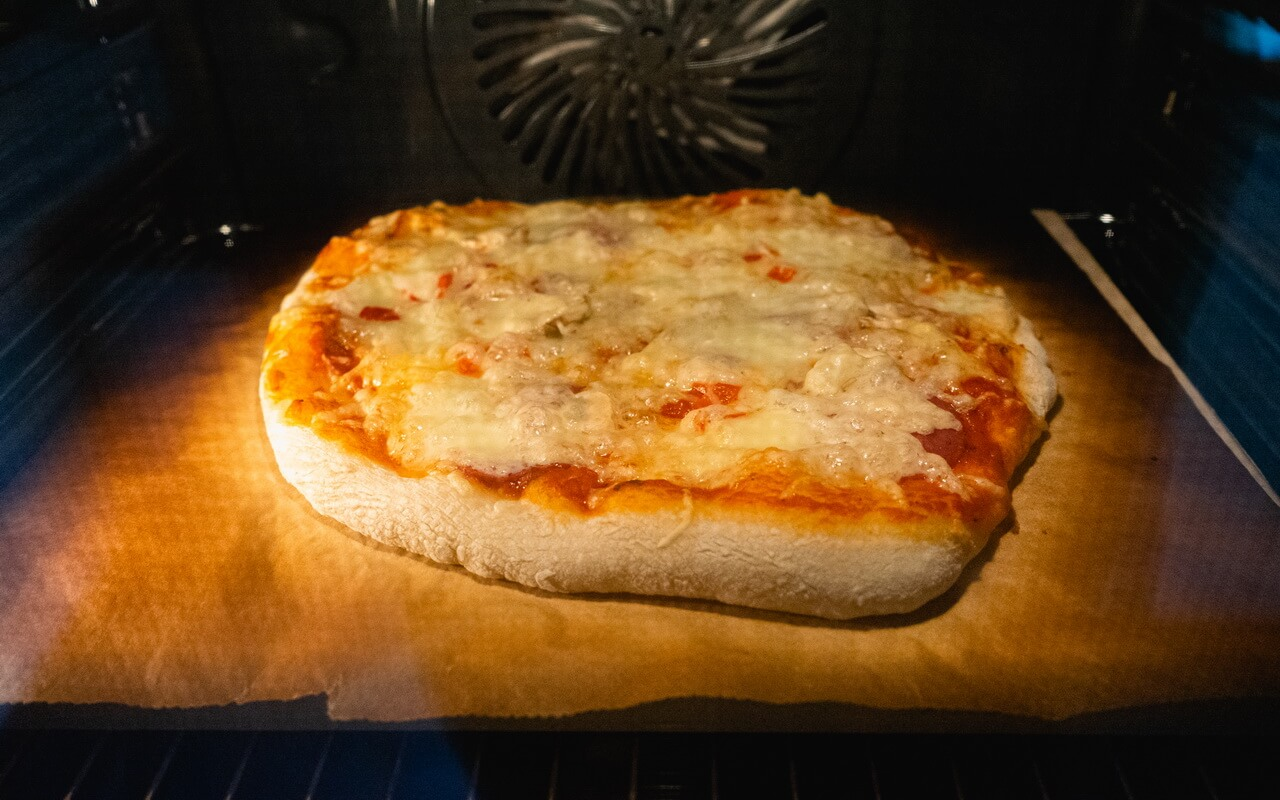 Pizza Dough With All purpose Flour Baking