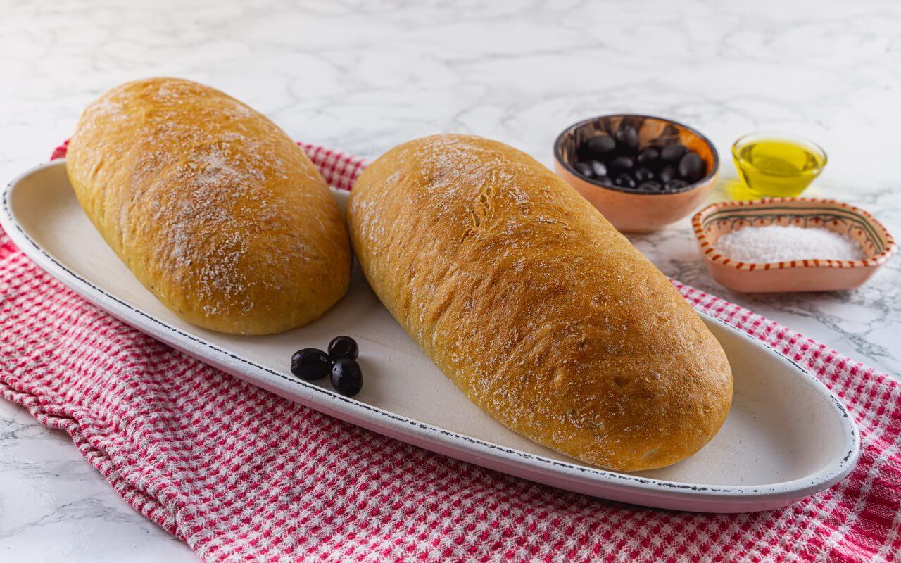Quick And Easy Ciabatta Bread Crust