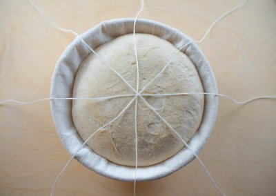 Pumpkin Spice Sourdough Bread Create Pattern With Twine 2