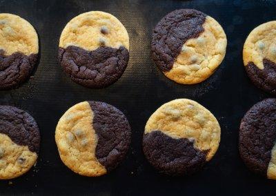 Brookies Brownies And Cookies In One Baked