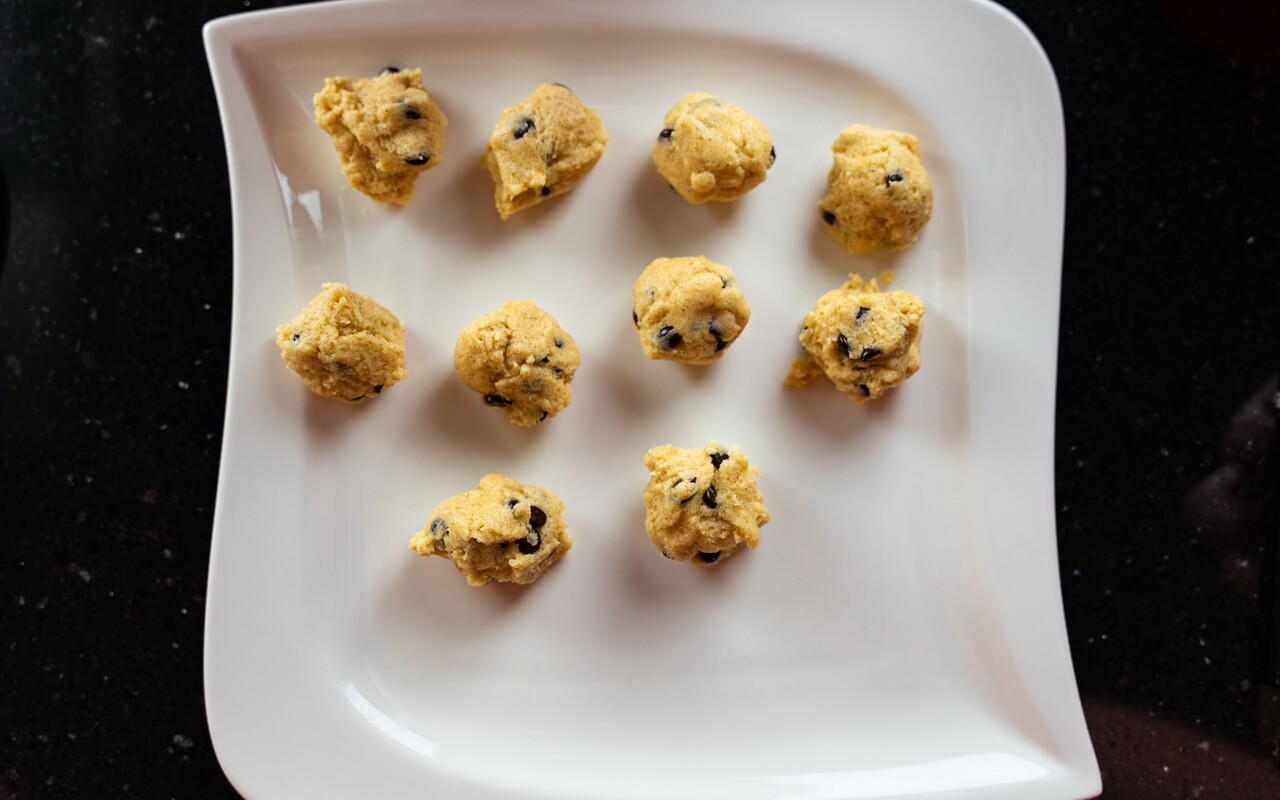Brookies Brownies And Cookies In One Pre shape Chocolate Chip Cookie Dough