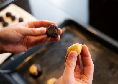 Brookies Brownies And Cookies In One Shaping 1