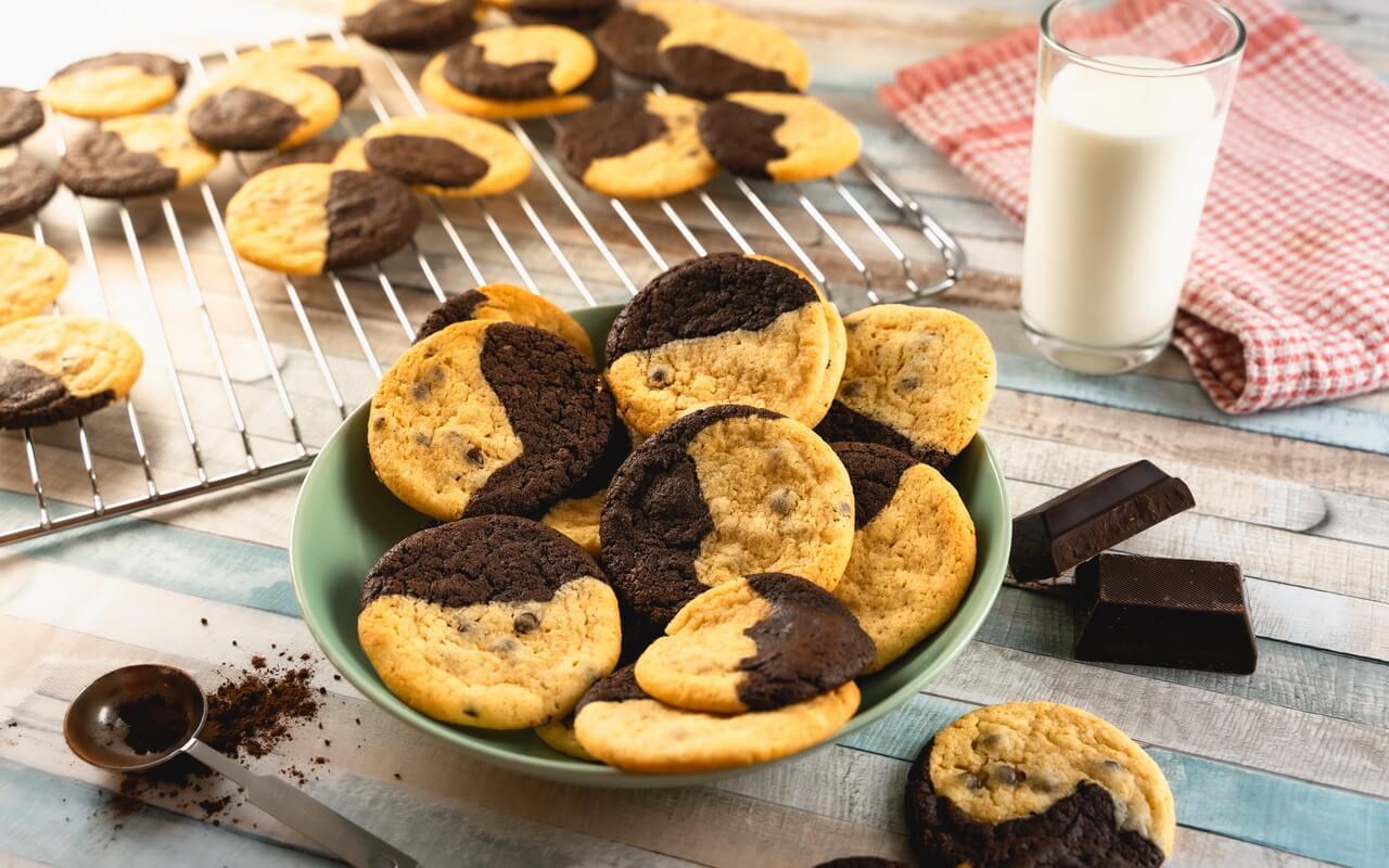 Brookies Brownies And Cookies In One