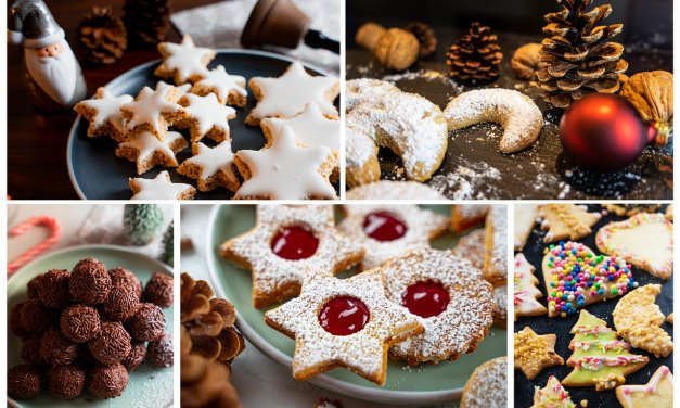 Recipes For Christmas Treats